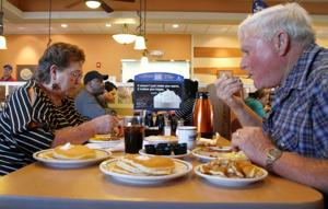 IHOP Free Pancakes to support Shiners Hospital