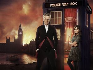 "<p>The new season of ""Doctor Who"" starts Saturday, Aug. 23, 2014, with Peter Capaldi as The Doctor and Jenna Coleman as his companion, Clara. </p>"