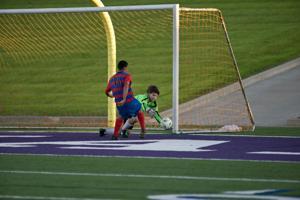 Ellison vs. Duncanville Boys Soccer