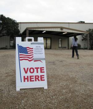 Gatesville election