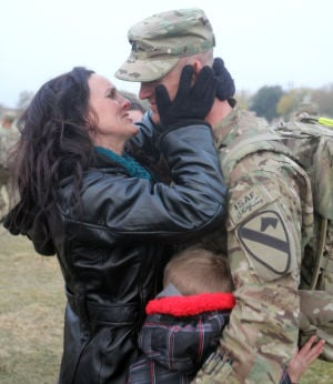 2nd Brigade Combat Team Homecoming Ceremony