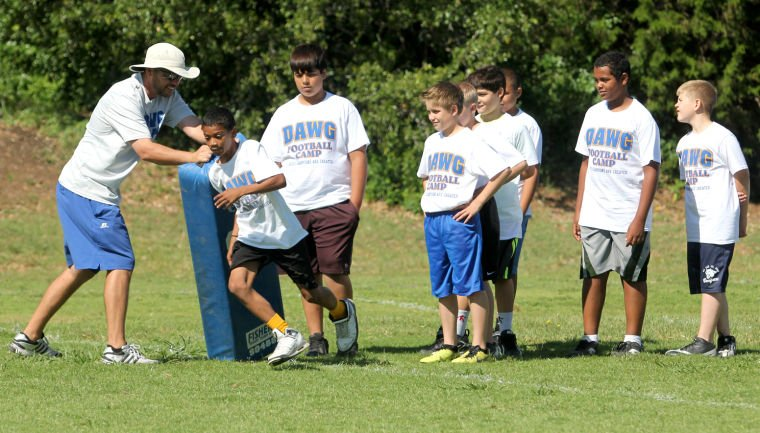 Copperas Cove Youth Football Camp