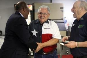 Golden Deeds Recipient of Copperas Cove