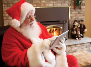 Holiday Wish List: In 2013, kids aren't sending Santa a letter with their wish list. They're emailing him the Web address of their wish list. From mainstays like Amazon.com to new entrants like Flipboard, a number of online tools are available that enable users to quickly add items to their digital wish lists, and then share them with family, friends and, of course, jolly old St. Nicholas. - Metrographics