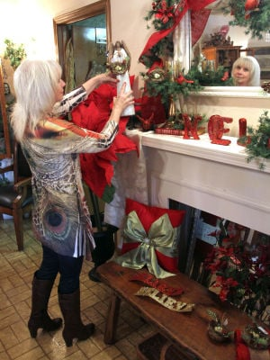 Holiday festivals boost local business sales
