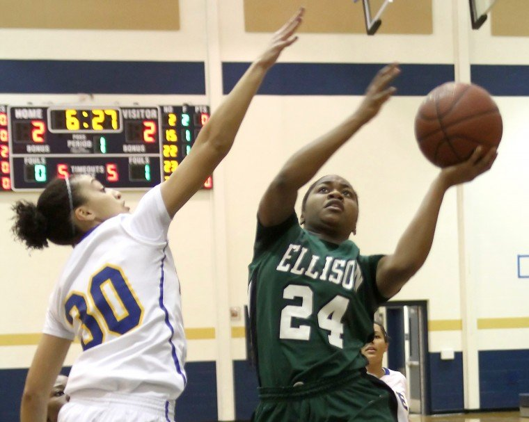 Ellison girls edge Cove