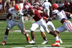 College FB: UF v. Texas A&M