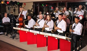 Swingtime Big Band to debut at CAC today