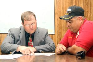 Jonesboro ISD guardian angel program