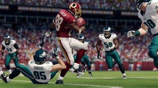 Game Review Madden NFL 25