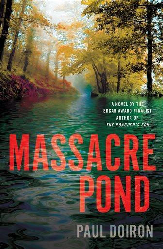 Book Review Massacre Pond