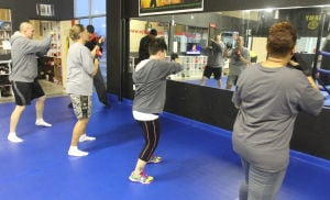 EJK Boxing and Fitness Club