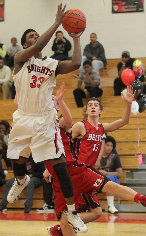 Harker Heights vs Belton Boys Basketball