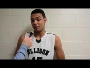 Belton vs Ellison   Boys Basketball