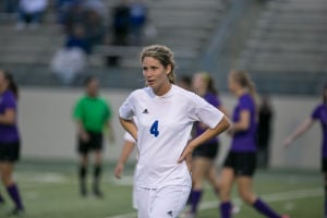 Lampasas vs. College Station Girls Soccer