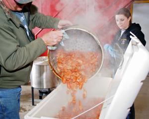 Nolanville comes together for boil