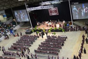 Killeen High graduation