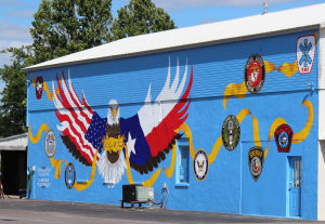 Vision! Lampasas unveils new mural