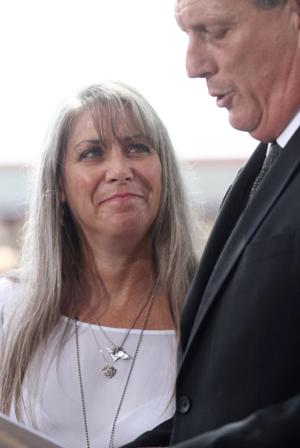 Victims families give statements