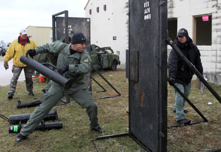 Central Texas SWAT Challenge
