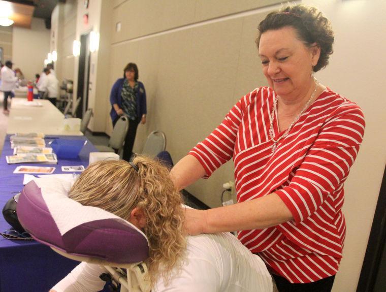 CTC hosts Wellness Fair