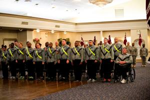 Wounded Warrior Games