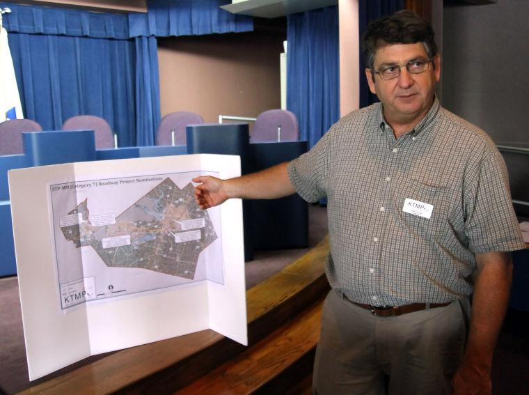 Transportation funding hearing held
