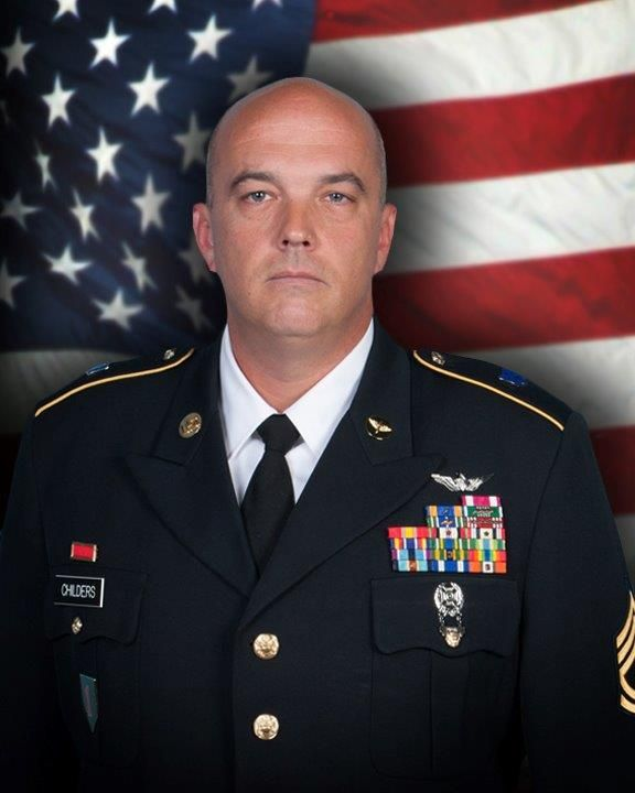 Sgt. 1st Class Toby Childers