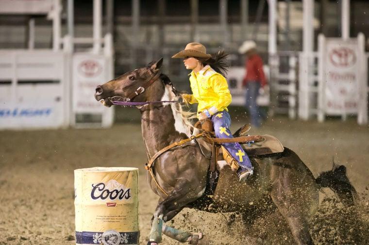 Killeen Barrel Racer Shelbie Parrish