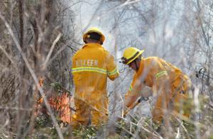 Killeen Grass Fire