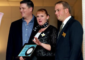 Cove Chamber holds annual banquet
