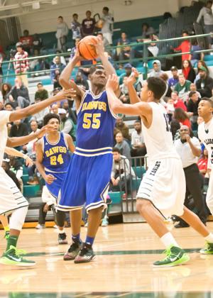 Copperas Cove vs. Ellison Boys Basketball