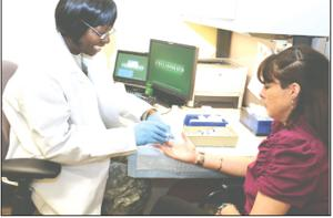 Darnall military pharmacist honored for contributions