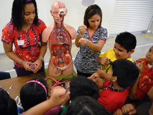 Clifton Park Elementary School students explore careers