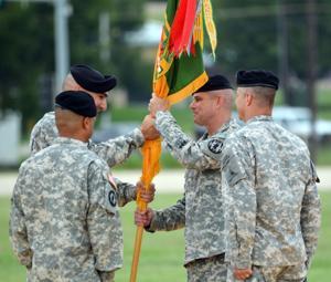 FHH 89th MP Brigade Command Change