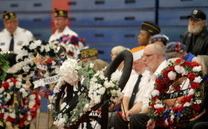 Fort Hood Wreath Laying Ceremony
