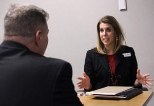 USO hiring workshop