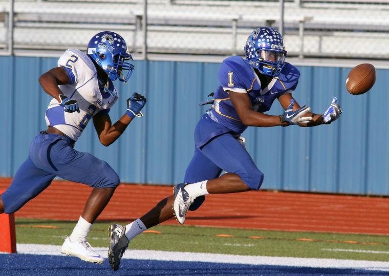 Cove football holds spring game