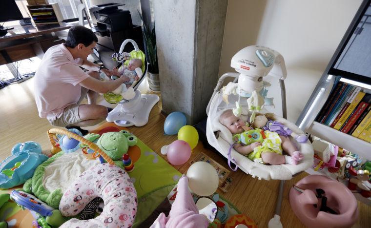Surrogacy dads