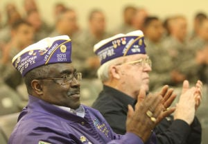 Purple Heart Ceremony