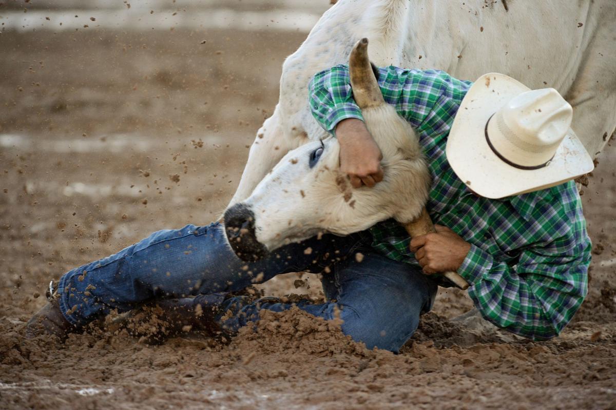 Killeen Rodeo-TJ Hall