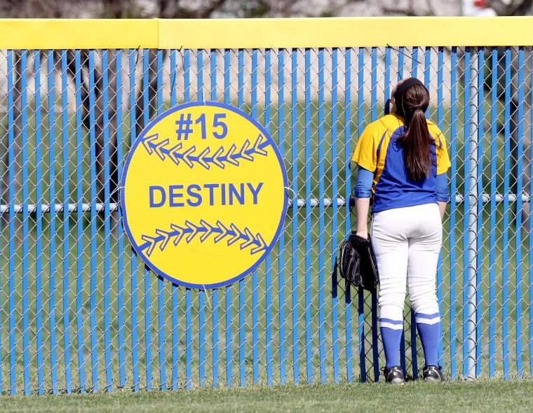 Year in Photos - Copperas Cove Softball