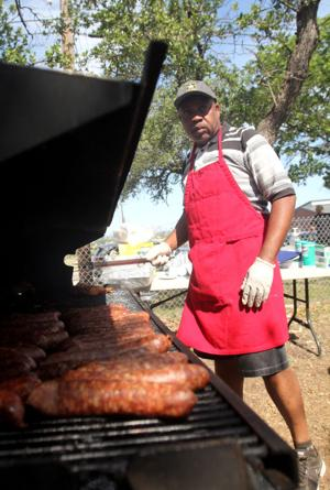 Fort Hood Garrison Barbecue