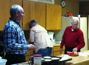 Nolanville Church Breakfast