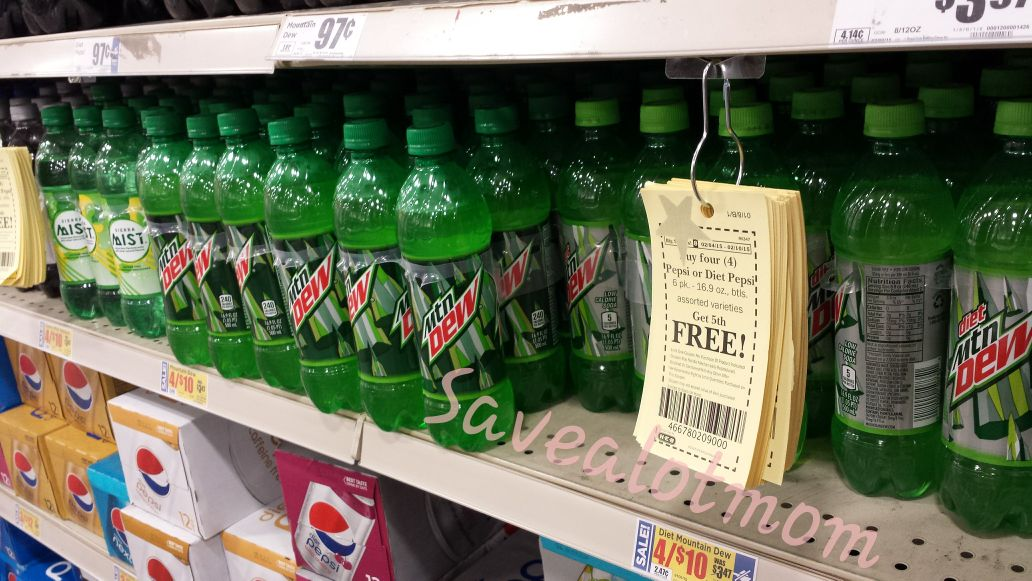 Great deal on Soda!