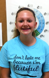 Cove Junior High student excels in leadership positions, academics