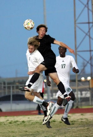 Ellison soccer hosts Heights