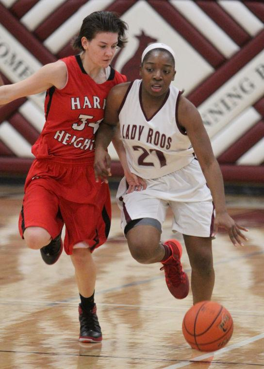 Harker Heights vs Killeen Girls Basketball