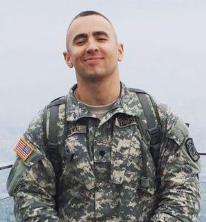 Sgt. Sean McGregor Vanderwal