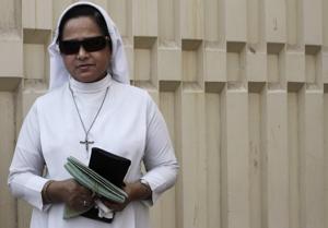 Mideast Bahrain Church Project